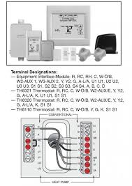 connecting honeywell thermostat to carrier furnace doityourself