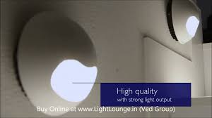 philips home decorative lights philips ledino led wall light 1080p hd video youtube
