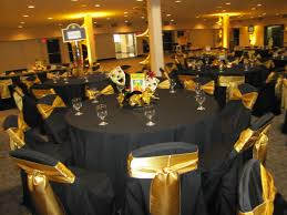 black and gold centerpieces sophisticated gold and black decor images best ideas exterior