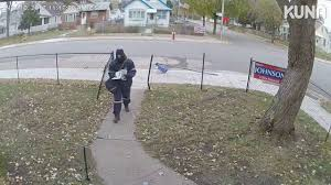 mailman and my kuna security camera porch light youtube