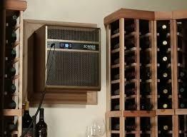 Wine Cellar Edmonton - through wall wine cellar cooling units wine cellar cooling systems