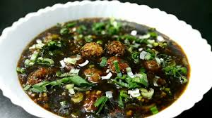Chinese Main Dish Recipe - veg manchurian gravy recipe quick manchurian recipe chinese