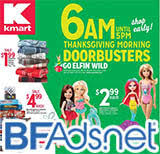 kmart thanksgiving day doorbusters ad leaked