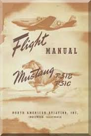 north american aviation p 51 b c aircraft flight manual na 5740