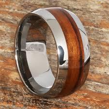 wood men rings images Neptune wooden rings men 39 s redwood inlay forever metals jpg
