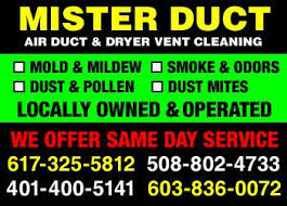 boston commercial air duct dryer duct vent cleaning service