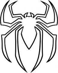 spiderman eye mask templatespiderman cake ideas