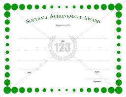 sports certificate template certificate templates sports