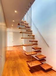Modern Stair Handrails Furniture Magnificent Modern Wooden Staircase Designs Cute