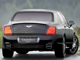 bentley flying spur custom mansory bentley continental flying spur 2006 pictures