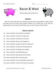 reading comprehension worksheets college worksheets