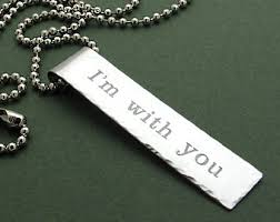personalized necklaces for men custom mens jewelry etsy