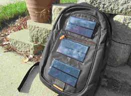 Diy Solar Phone Charger Diy Portable Power Pack Turn Your Backpack Into A Solar Powered