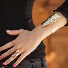 extra wide custom made hammered bronze cuf bracelet handcrafted