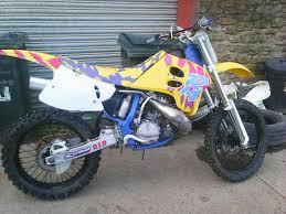 evo motocross bikes for sale suzuki rm250 1993 evo motocross bike in chester le street