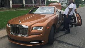 2017 Rolls Royce Dawn Video Motor1 Com Photos