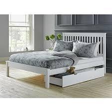 buy collection aspley kingsize bed frame white at argos co uk