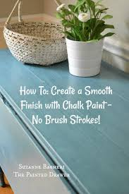 can i use chalk paint to paint my kitchen cabinets how to tuesday create a smooth finish with chalk paint no