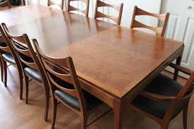 lane dining room furniture kendo solid modern walnut dining room furniture grand extending