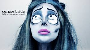 Corpse Bride Emily Halloween Makeup Tutorial By Jen Pike