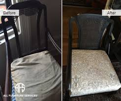 change upholstery on chair gallery before after pictures all furniture services part 28