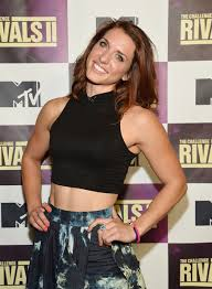 Challenge Emily Emily Schromm Photos Photos Arrivals At The Challenge Rivals