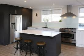 spray painting kitchen cupboards auckland spray painted lacquer cabinets jag kitchens