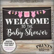 baby shower welcome sign welcome to the baby shower sign baby shower welcome sign baby