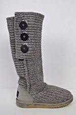 s ugg cardy boots ugg cardy knit boots ebay