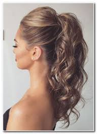 ponytail hairstyles for cute ponytail hairstyles for medium length hair new hairstyle
