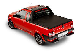 fiat strada fiat sports up its strada pickup truck in brazil