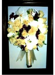 Wedding Flowers Keepsake A Floral Keepsake