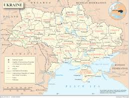 Map Of Ukraine And Crimea Crf Blog Blog Archive Links On Ukraine Part 1 U2014 Maps