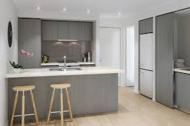 Grey Kitchen Cabinets With White Appliances Kitchen Grey Cabinets White Appliances Two Tone Gray Kitchen