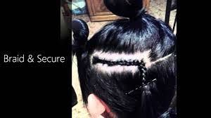 extensions caucasian thin hair sew in extensions for fine hair 4 tracks by alicia x two youtube