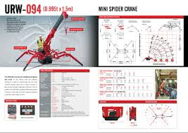 spider crane hire the best crane 2017
