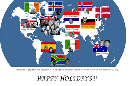 happy holidays from around the world state of digital