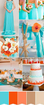 turquoise wedding wedding color schemes turquoise wedding color seven