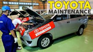 toyota maintenance instructional video edged video production