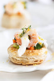 vol au vent recipe with shrimp and broccoli appetizers