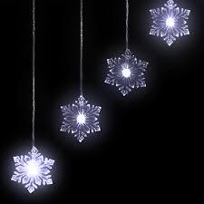 Snowflake Lights Outdoor Snowflake Lights Indoor Led Snowflake Projector Snowflake Lights
