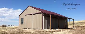Black Barns All Specialty Buildings Inc U2013 Colorado Pole Barn Metal U0026 Steel