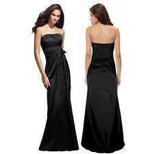 34 best black bridesmaid dresses images on pinterest black