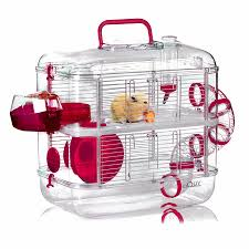 How Much Is A Hamster Cage Zolux Duo Rody Lounge Small Animal Cage Cherry Pets At Home