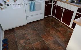 parquet flottant dans cuisine les revêtements de sol pour la cuisine