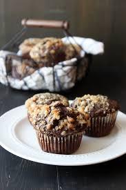 pumpkin cheesecake snickerdoodle muffins