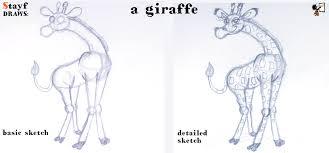 creative cave publishershow to draw a cartoon giraffe creative