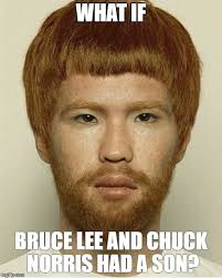 Bruce Lee Meme - chuck lee imgflip