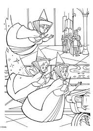 50 coloring pages sleeping beauty images