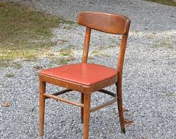 Single Bistro Chair Bent Wood Chair Etsy